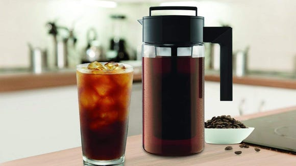 Save a little on your iced coffee habit.