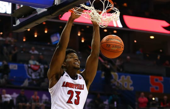 Louisville might be much improved under first-year coach Chris Mack. But don't count on the Cardinals to make a deep run in March this year.