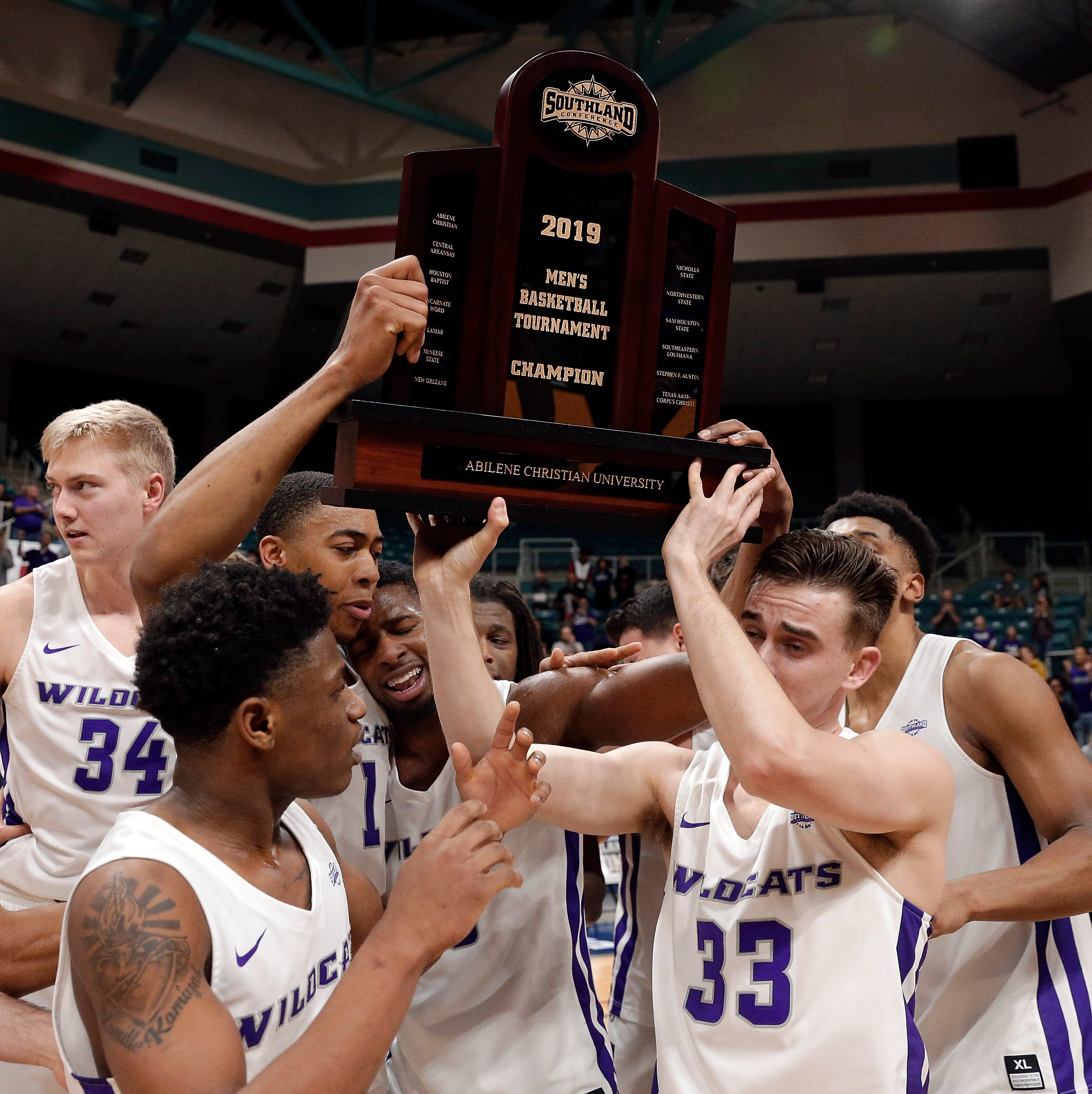 Abilene Christian men blast New Orleans, punch ticket to NCAA Tournament