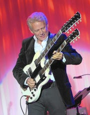 Don Felder's distinct guitar tone and songwriting were a major part of many of the Eagles' biggest hits.