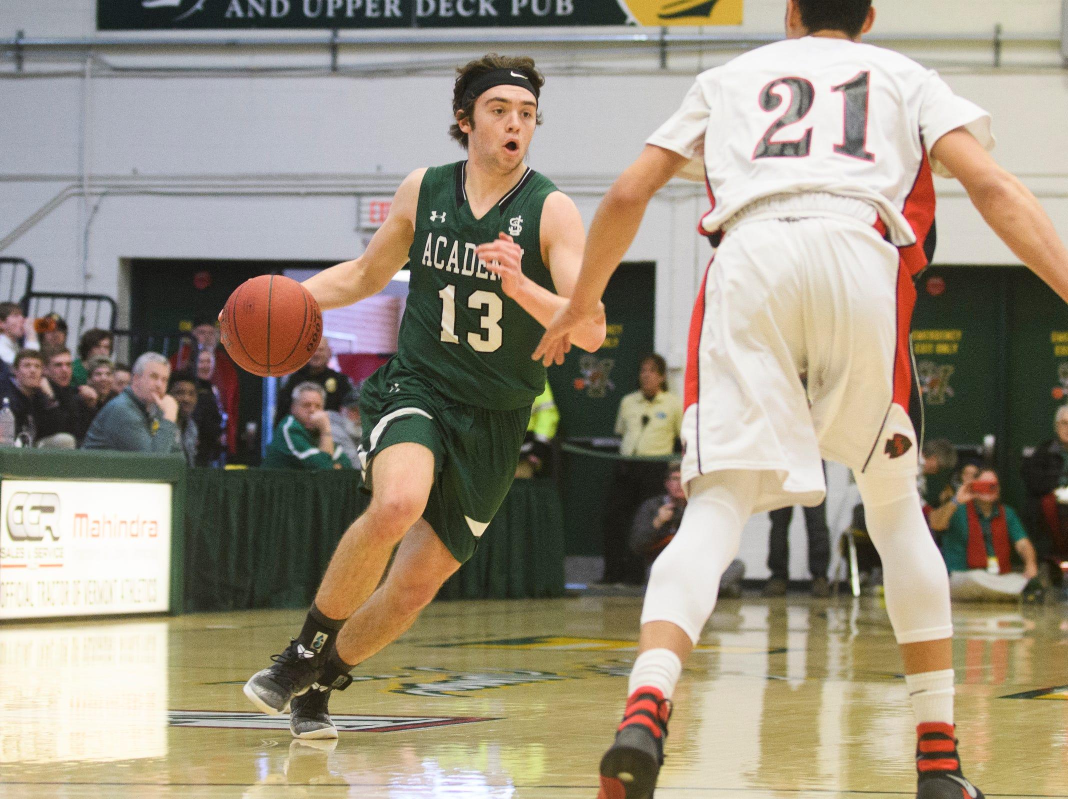 Vermont H.S. basketball: Coaches' 2019 all-league boys basketball teams