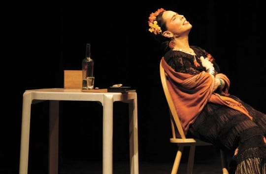 """Tres Vidas"" gives an insight into the complex lives of Latina figures Frida Kahlo, Rufina Amaya and Alfonsina Storni."