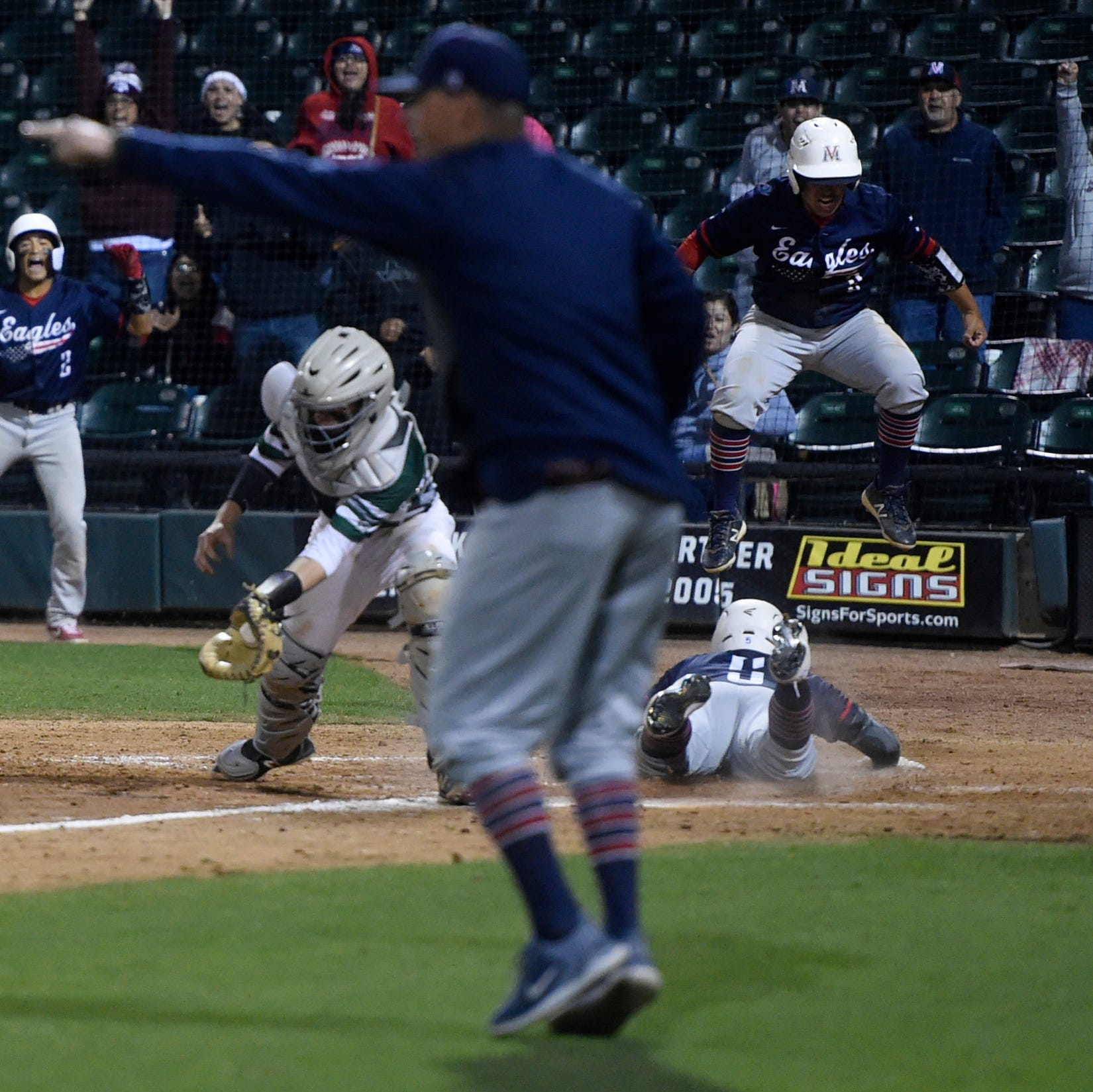Veterans Memorial tops rival King in 11-inning thriller at Whataburger Field