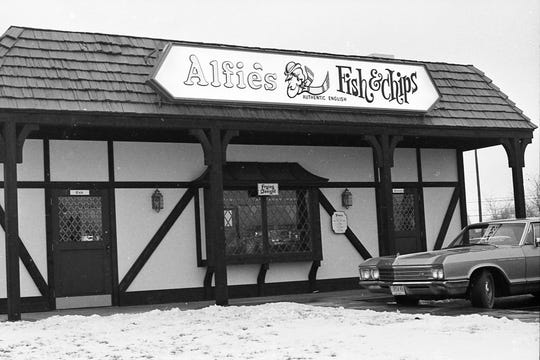 Alfie's Fish & Chips