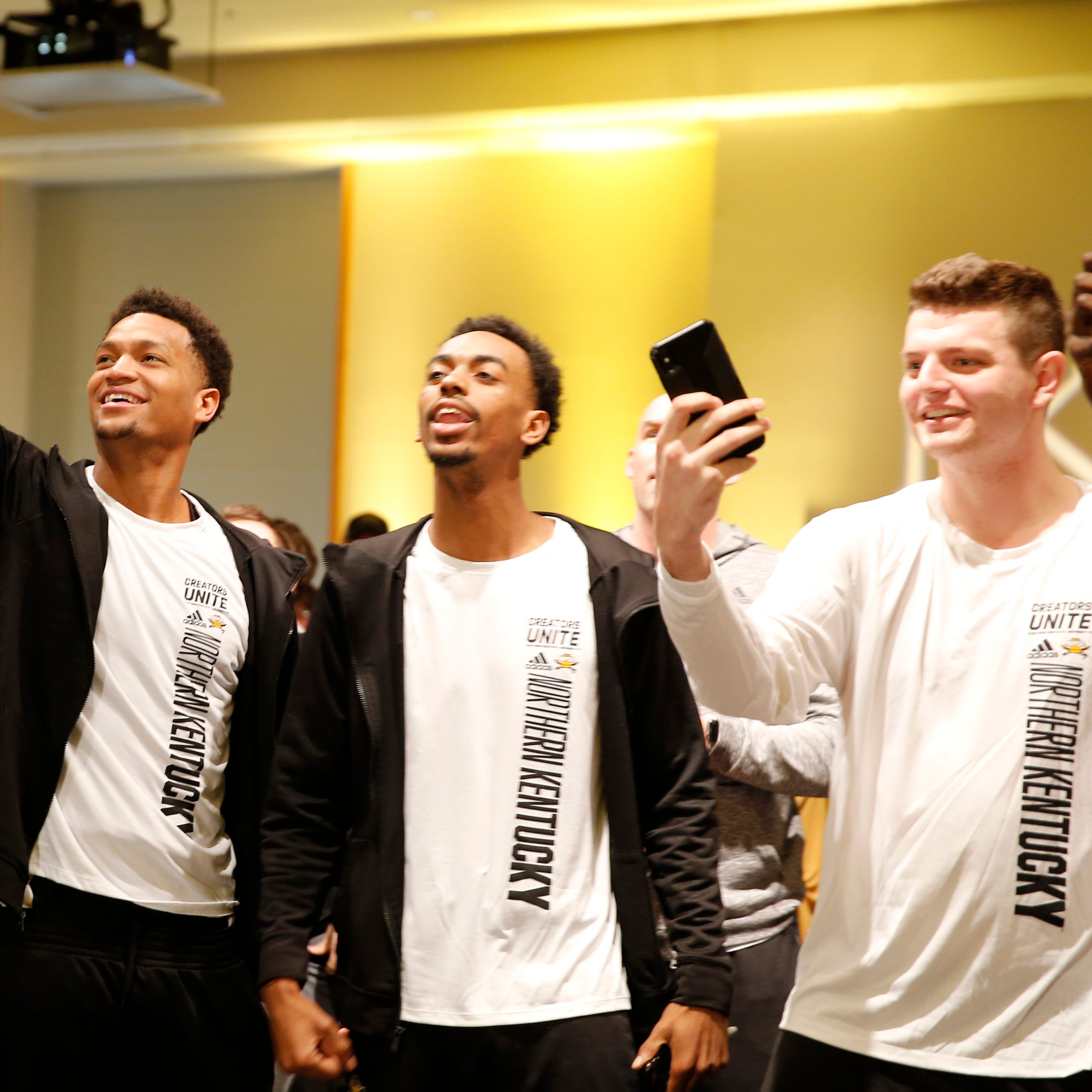 NCAA Tournament 2019: Northern Kentucky Norse are a 14 seed, playing Texas Tech in Tulsa
