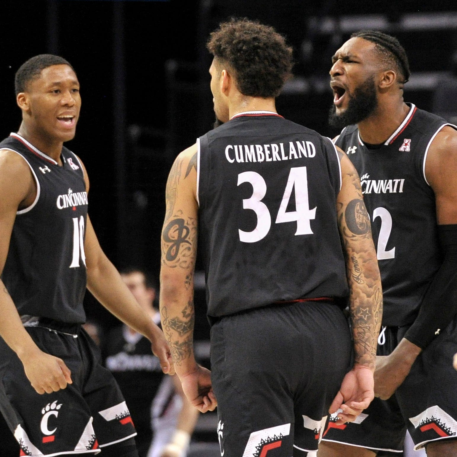 March Madness 2019: Cincinnati basketball wins the AAC tournament for a second straight season with 69-57 win over Houston