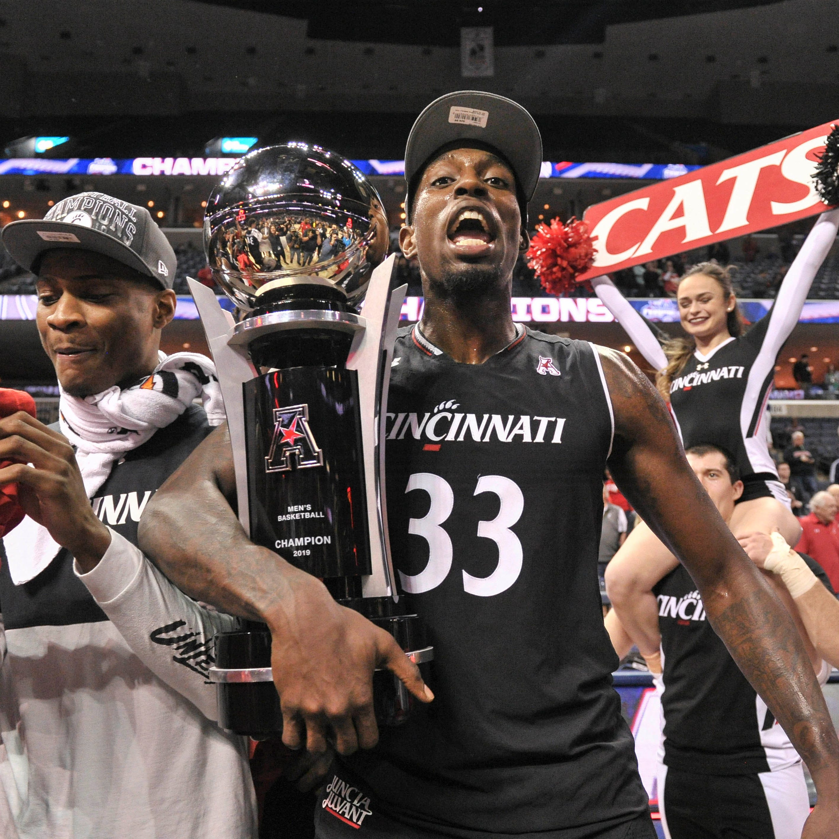 Nysier Brooks announces via Twitter he won't return to UC Bearcats