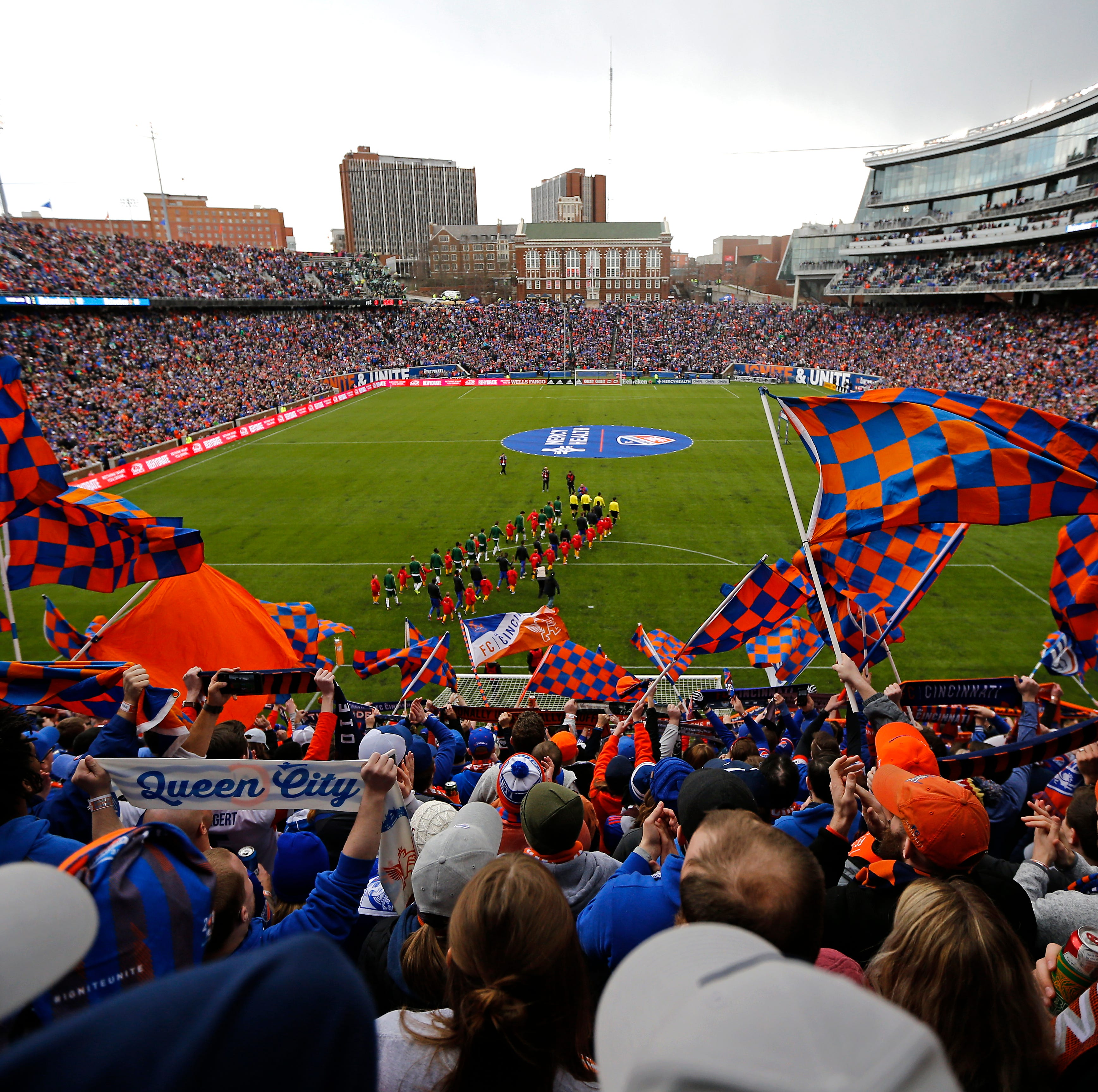 Doc column: FC Cincinnati can't always be this fortuitous, competent and fun. Can it?