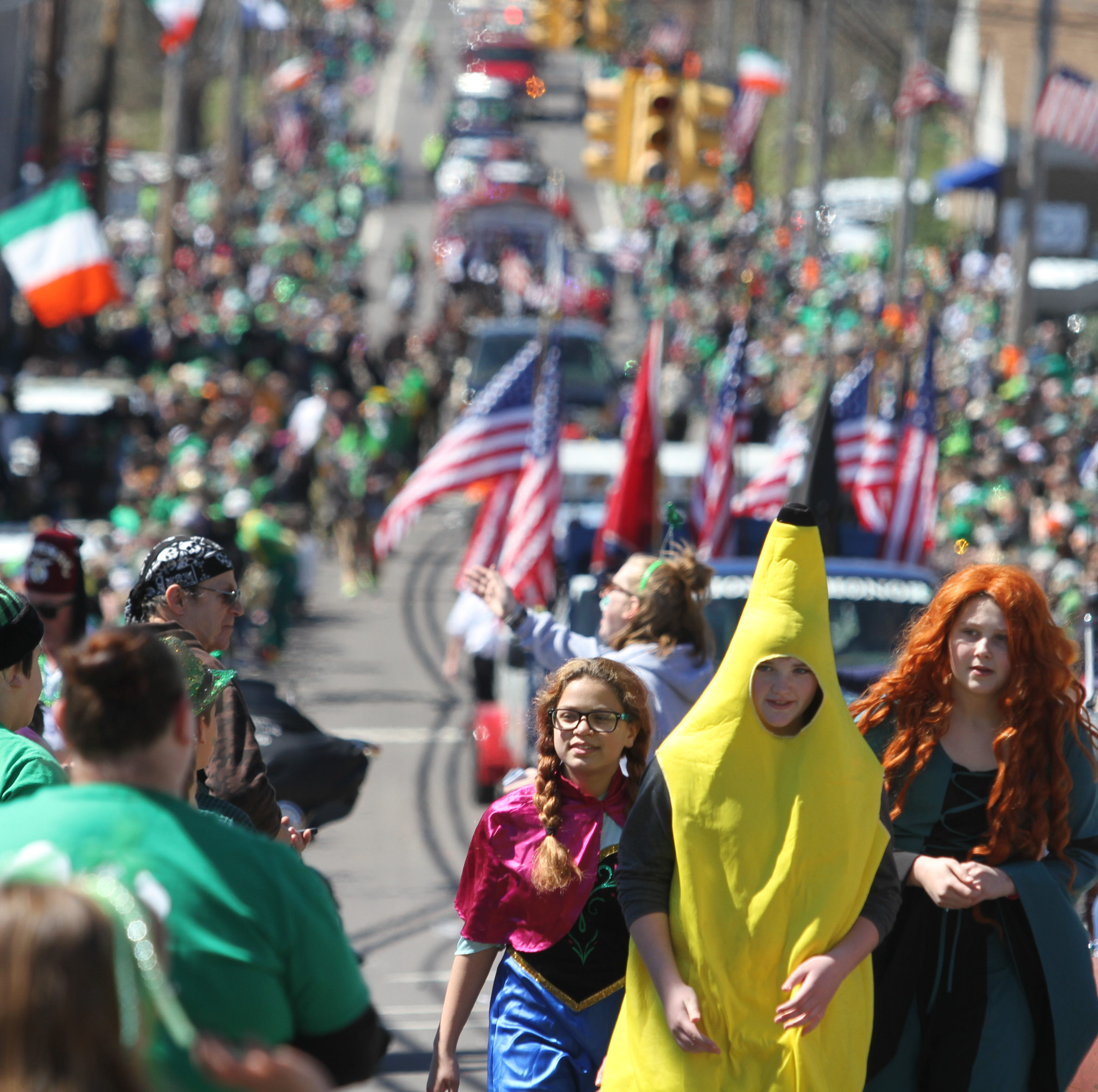 Irish Day Parade 2019 pulls up 'Roots of the Irish' in Erin