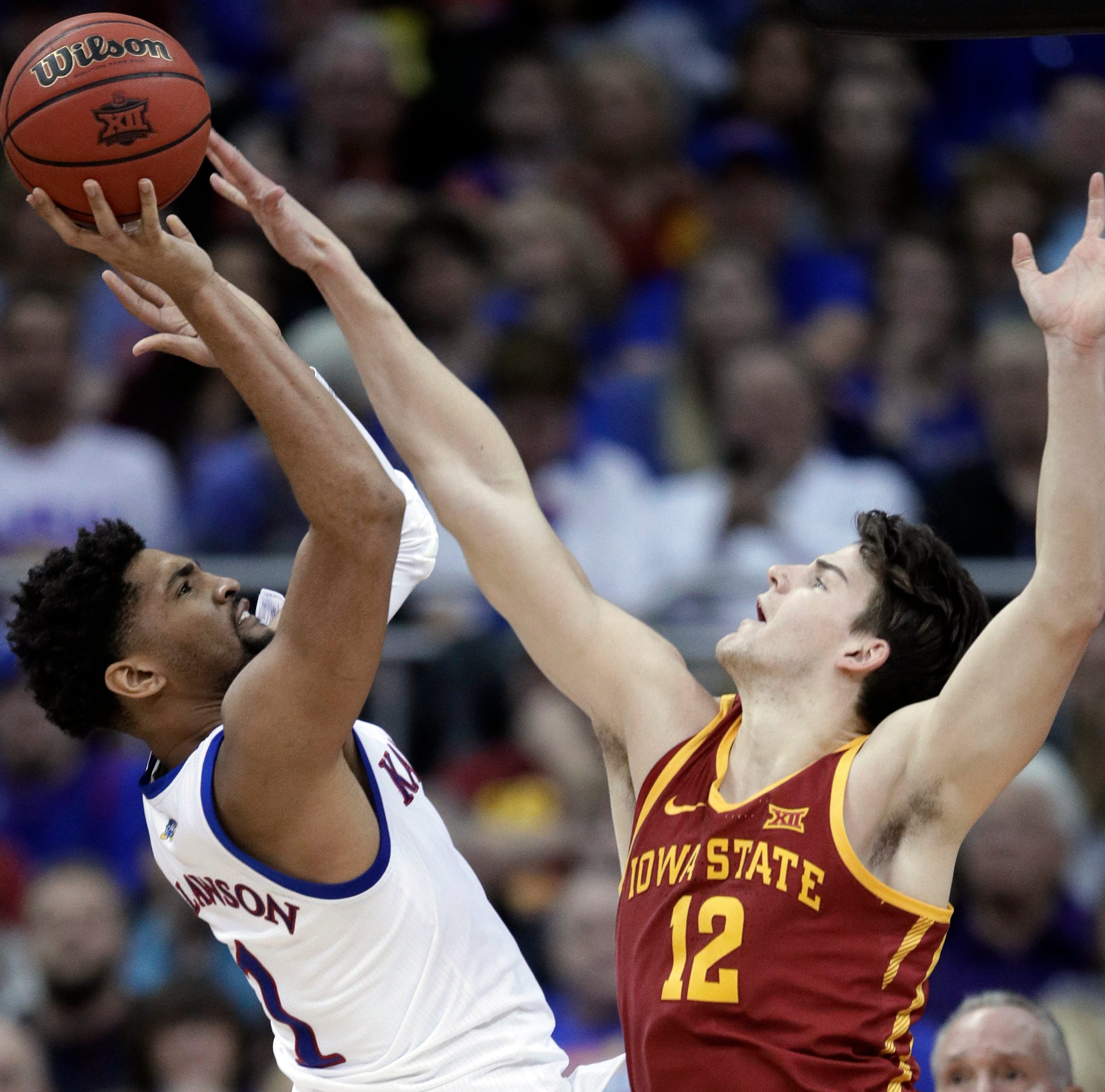 How a text message from Michael Jacobson helped turn Iowa State's season around