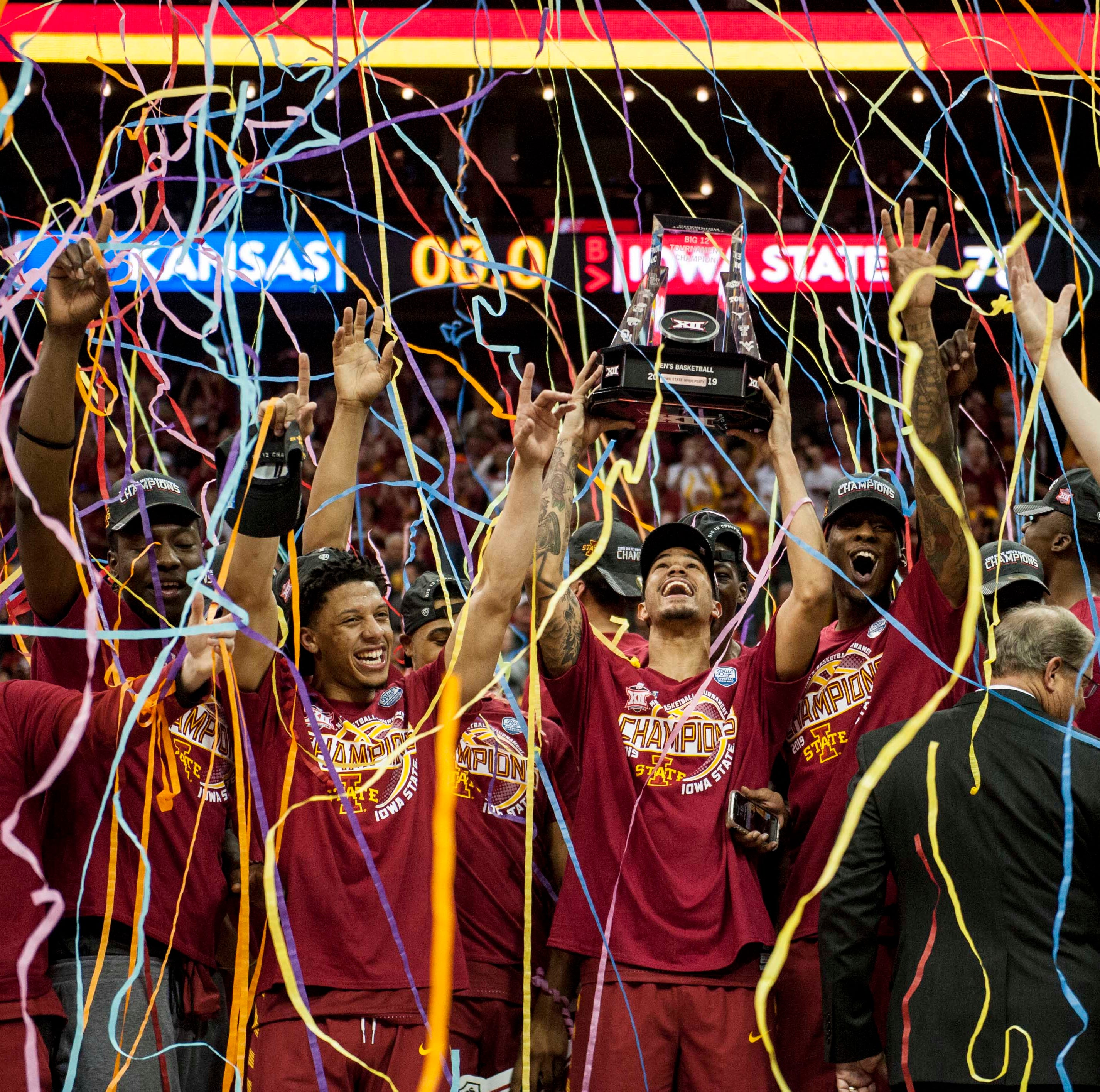 Peterson: Iowa State's message is clear. If this trend continues, NCAA opponents beware.