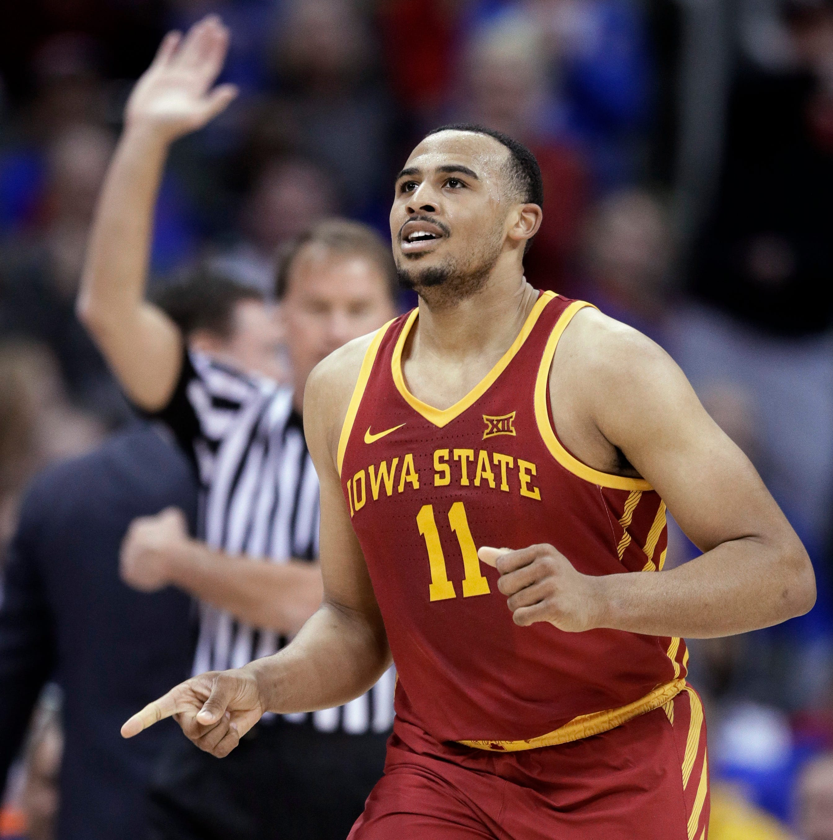 Recent Iowa State basketball player Talen Horton-Tucker pleads guilty to misdemeanor theft