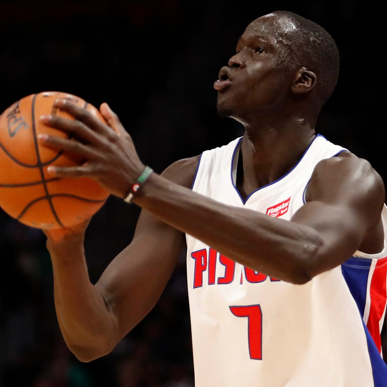 Thon Maker fond of Bucks. He needed opportunity with Detroit Pistons