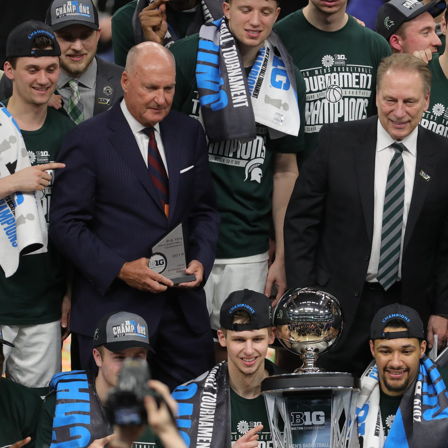 Tom Izzo 'upset' at Michigan State basketball's NCAA tournament draw