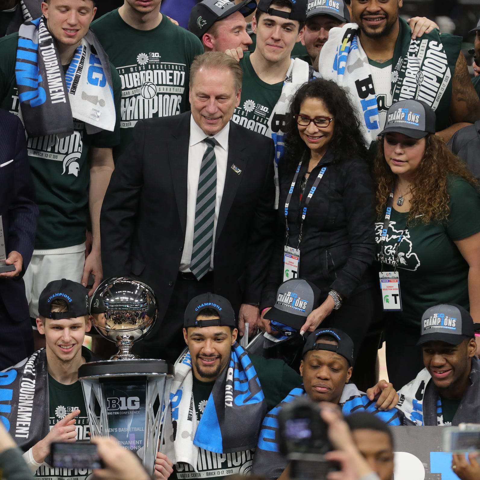 Tom Izzo irked at Michigan State basketball's NCAA tournament draw