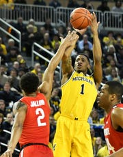 Charles Matthews and the Wolverines have a strong NCAA Tournament track record.