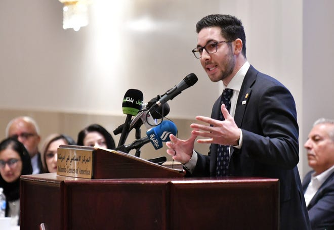 Abdullah Hammoud, 29, a non-drinker with a background in public health, introduced a package of bills last week that would lower the threshold for drunk driving to a blood alcohol concentration (BAC) of 0.05, from the current 0.08.