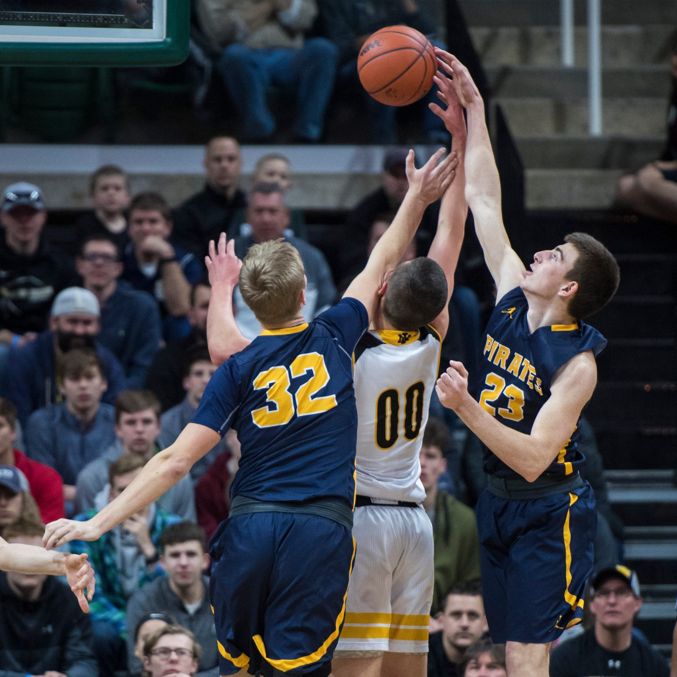 Division 3 final: Pewamo-Westphalia wins title amid controversy