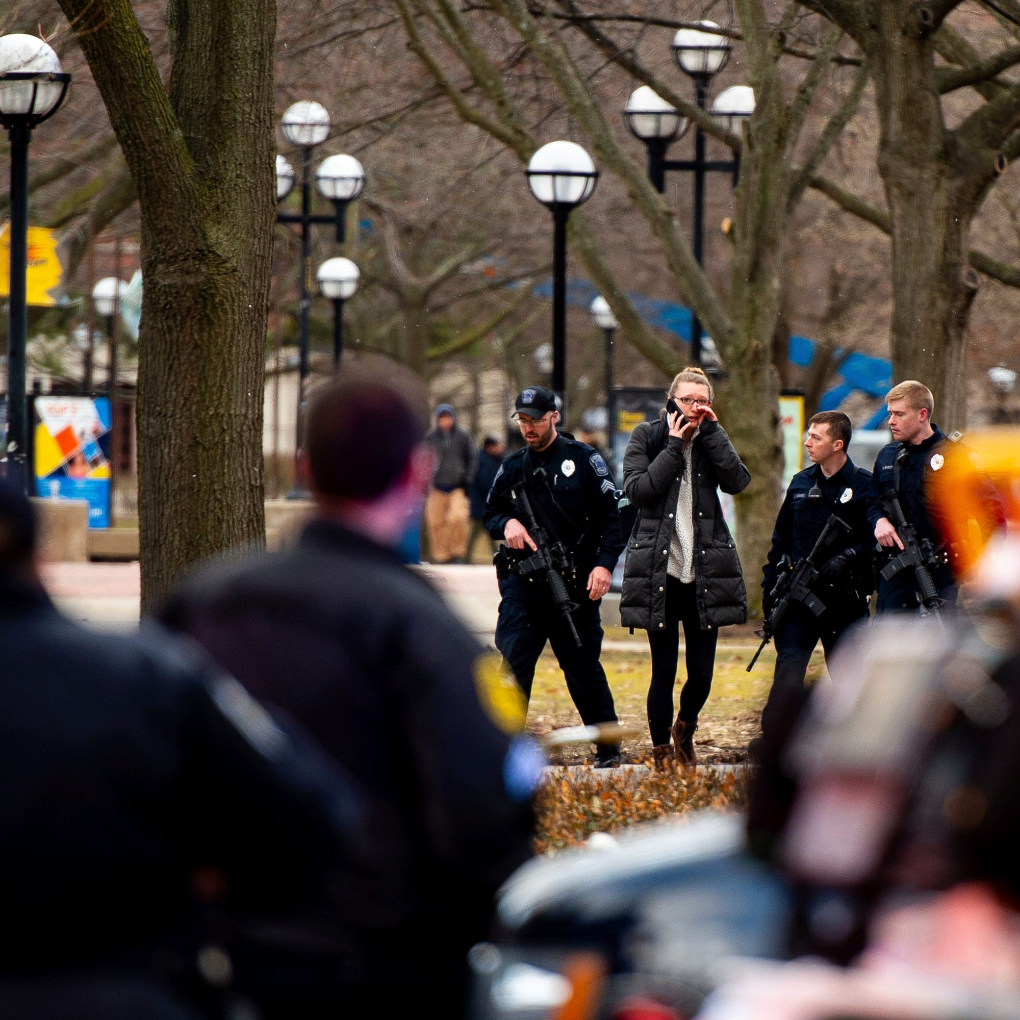 Popping balloons prompt 3 hours of active shooter panic at University of Michigan