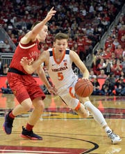 Kyle Guy has quelled many of the Cavaliers' offensive concerns.