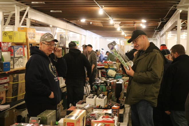 For both old timers and newcomers alike, the 33rd annual Fremont Toy Show had something to offer just about everyone this past weekend.