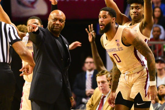 Florida State head coach Leonard Hamilton has his squad back in the NCAA Tournament for the third year in a row.