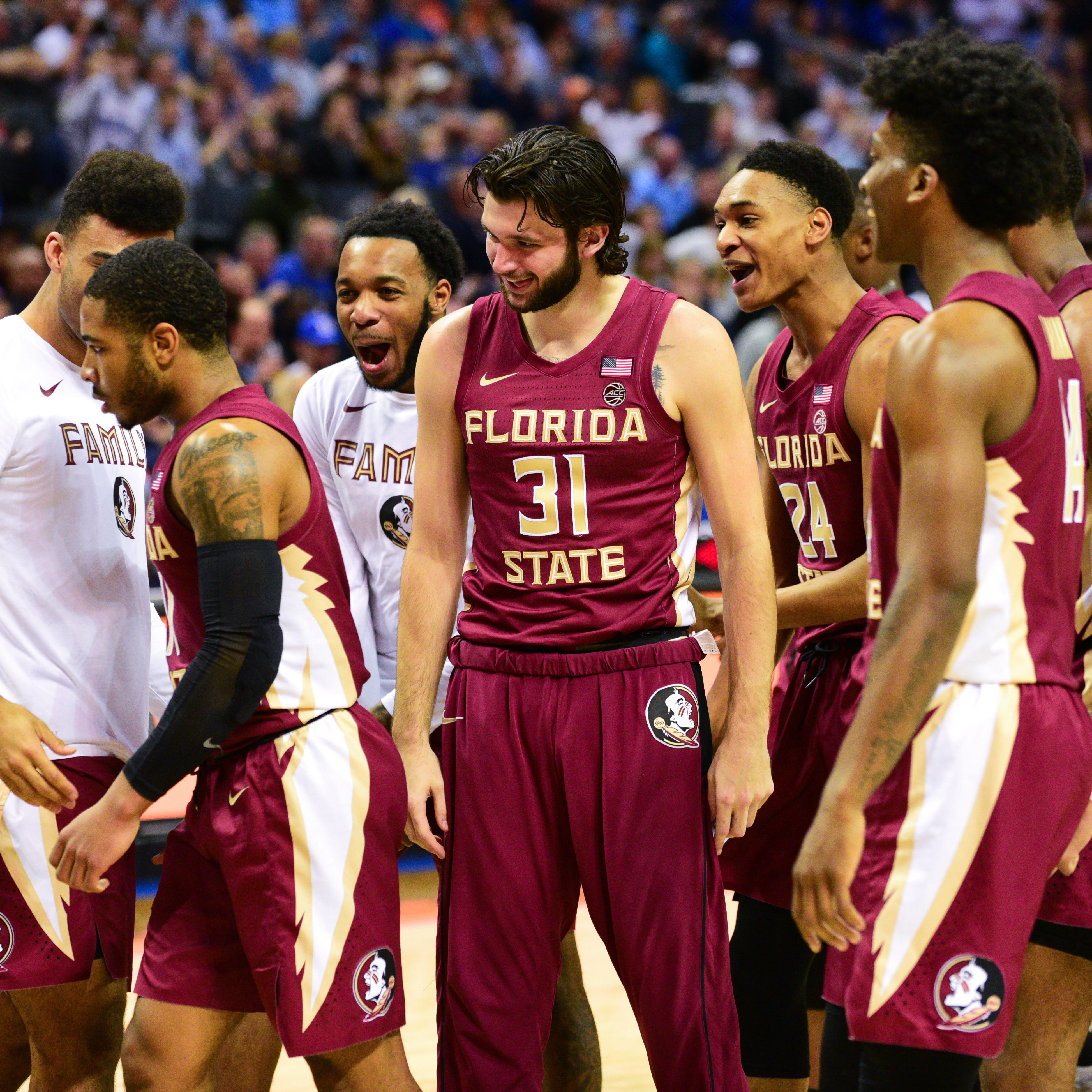 Seminoles earn No. 4 seed in NCAA Tournament