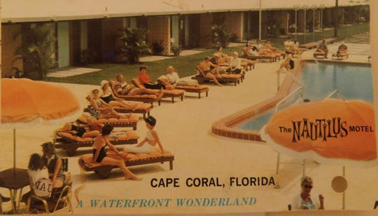 The Nautilus Motel introduced America to the luxurious Cape Coral lifestyle.