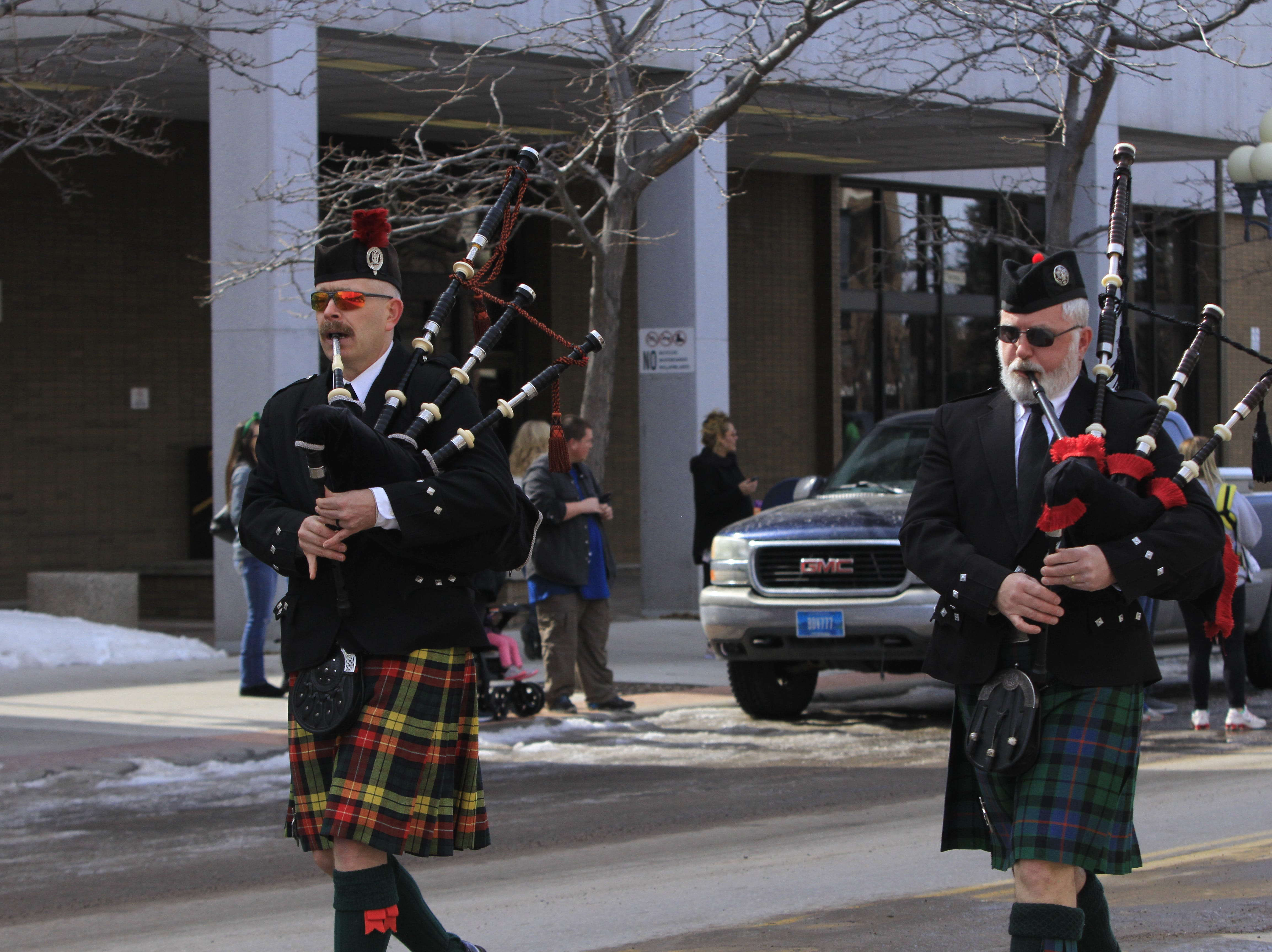 Great Falls' St. Patrick's Day parade
