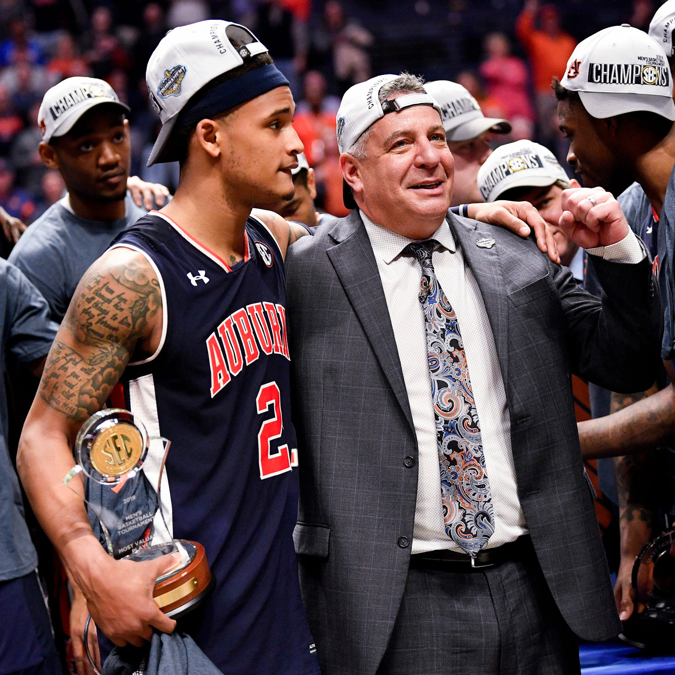Bruce Pearl costs Tennessee basketball an SEC Tournament championship