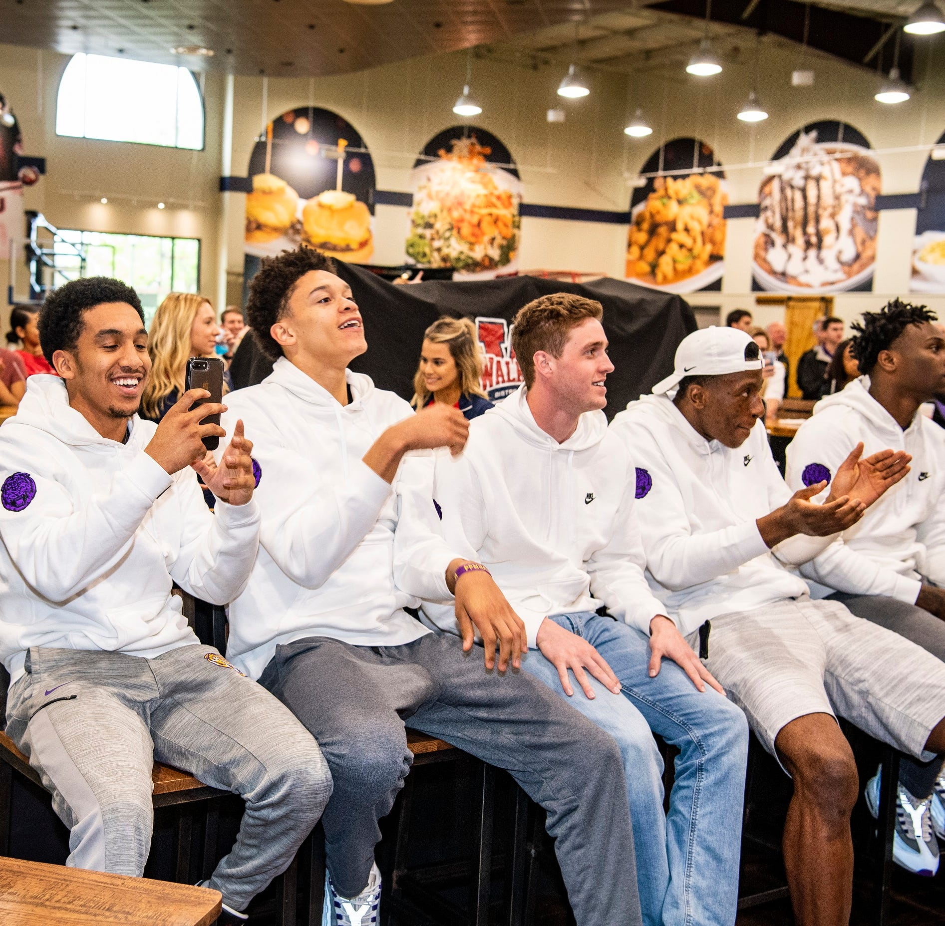 LSU-Yale NCAA Tournament time set for Jacksonville, Florida