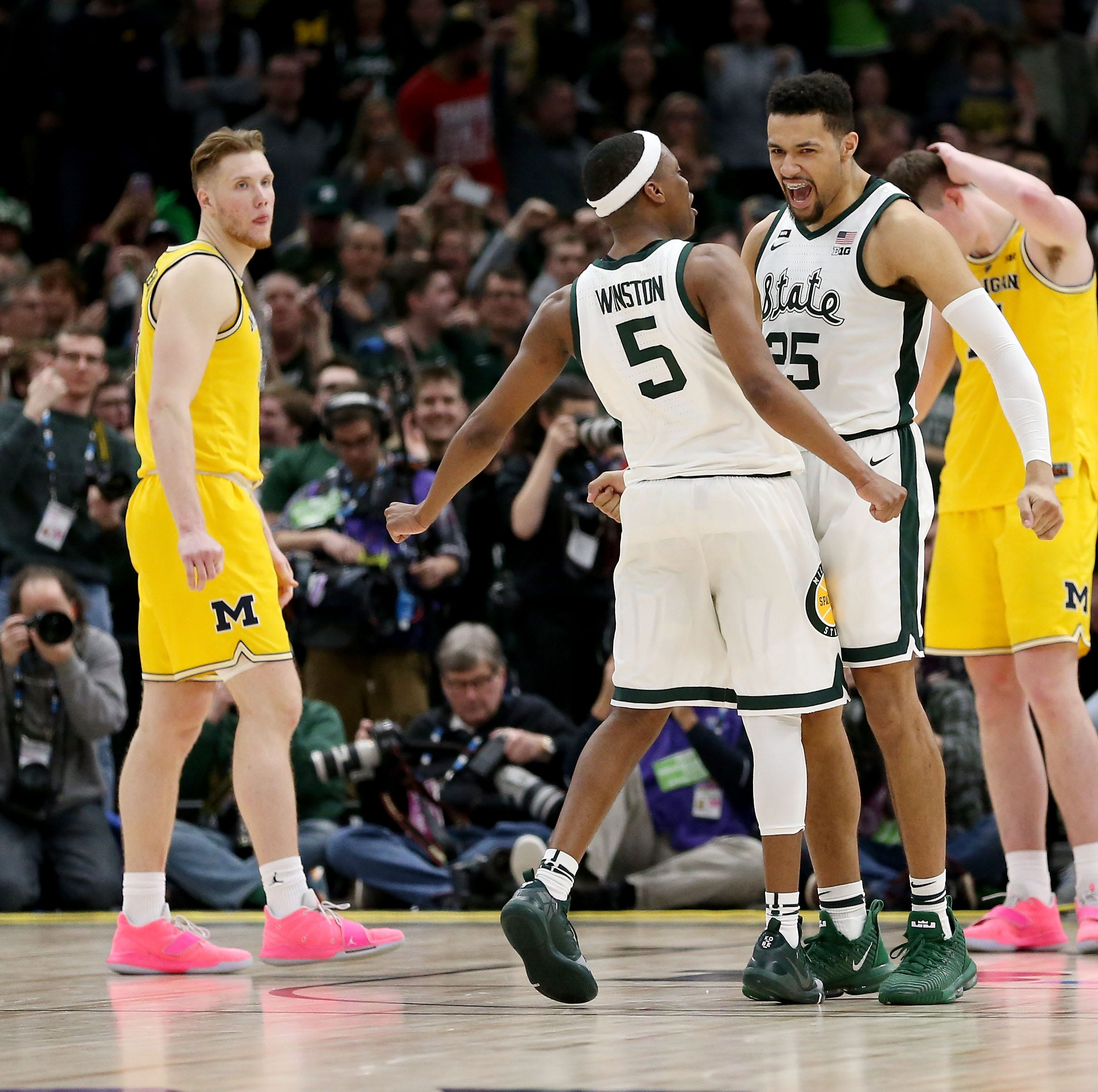 Couch: Why this Michigan State team is more equipped to avoid NCAA tournament disaster