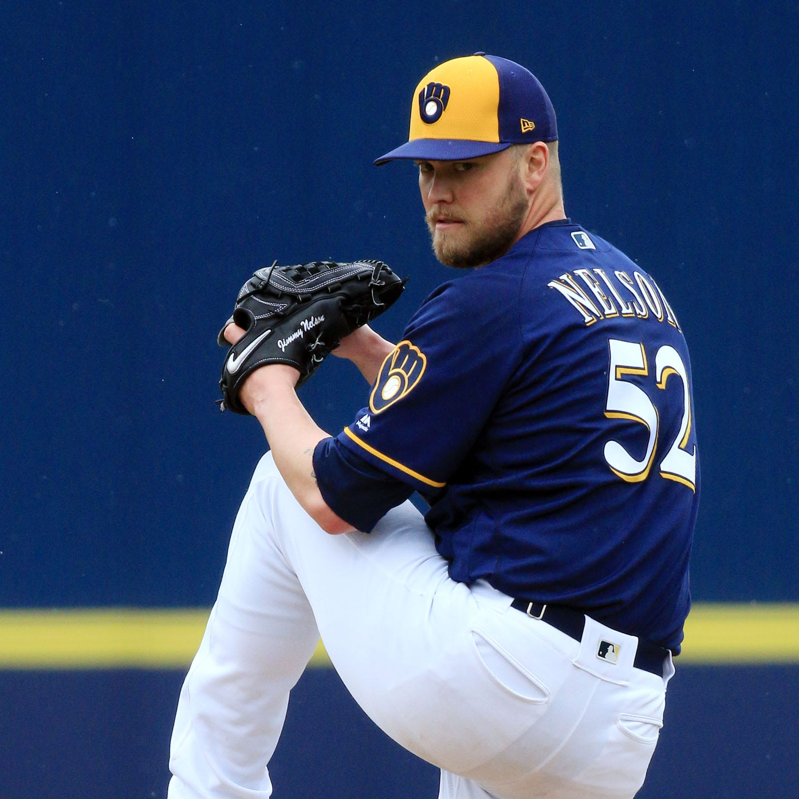 Jimmy Nelson, Jhoulys Chacín expected to make final spring outings in minor-league games