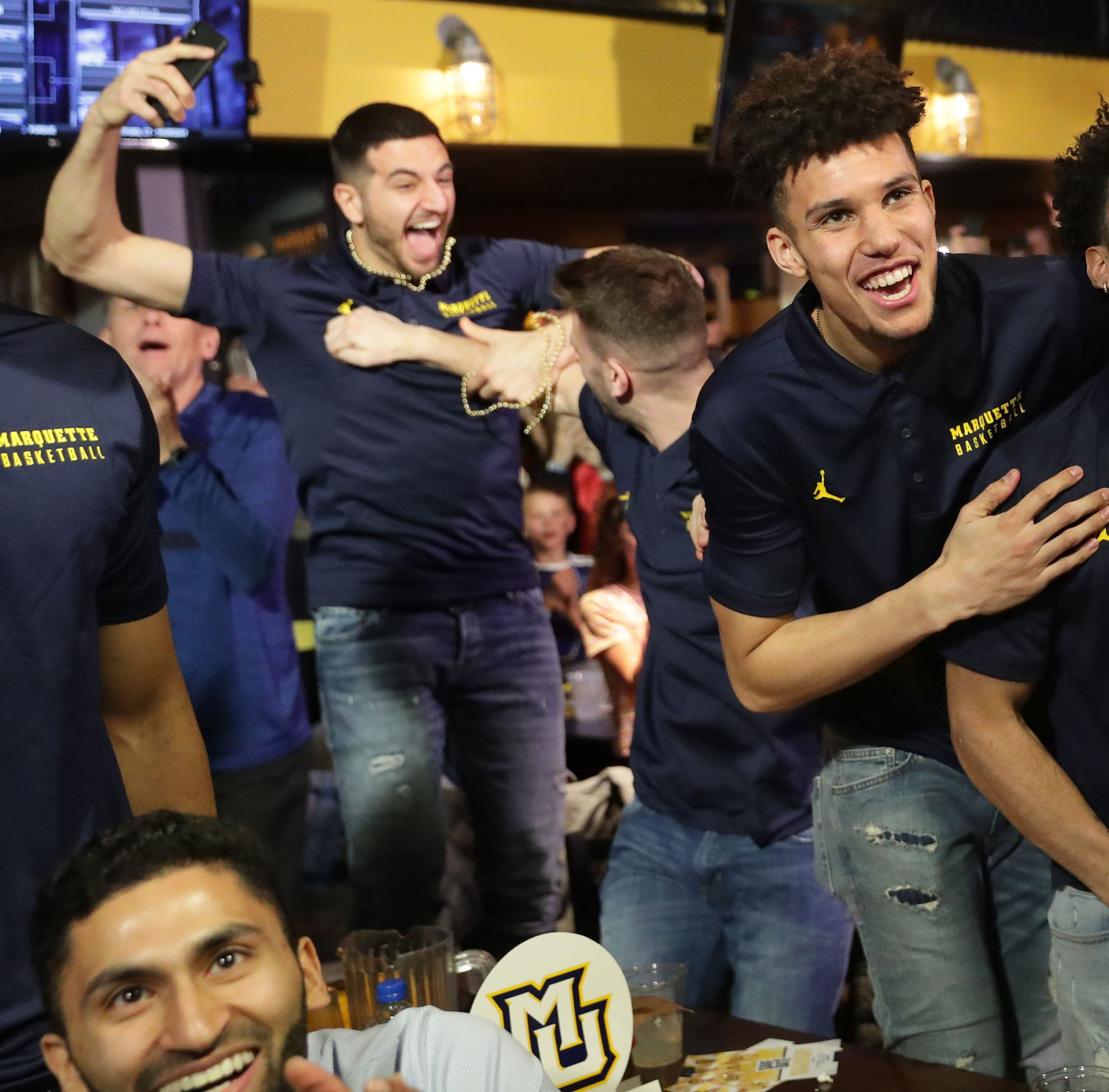 Marquette will face Murray State in NCAA Tournament first round