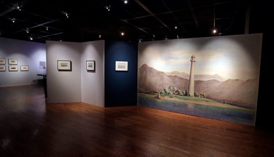 The Wisconsin Veterans Museum in Madison recently opened an exhibit on the artwork of Harold F. Schmitz that includes more than 40 sketches, letters, an oral history and photos from the Milwaukee commercial artist's service as an Army mapmaker in the Pacific during World War II.