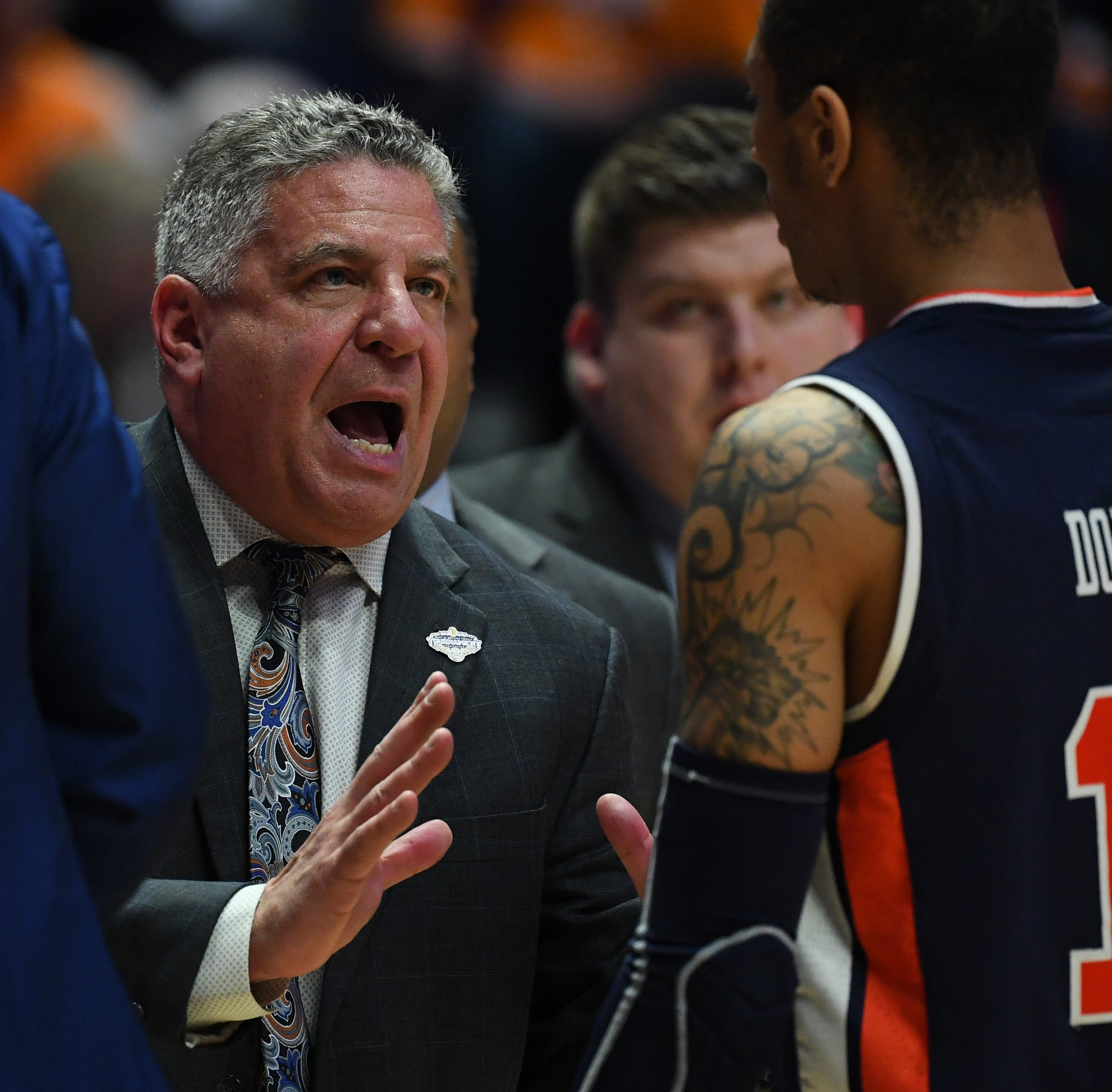 SEC Tournament 2019: Auburn fans react to victory in SEC Championship