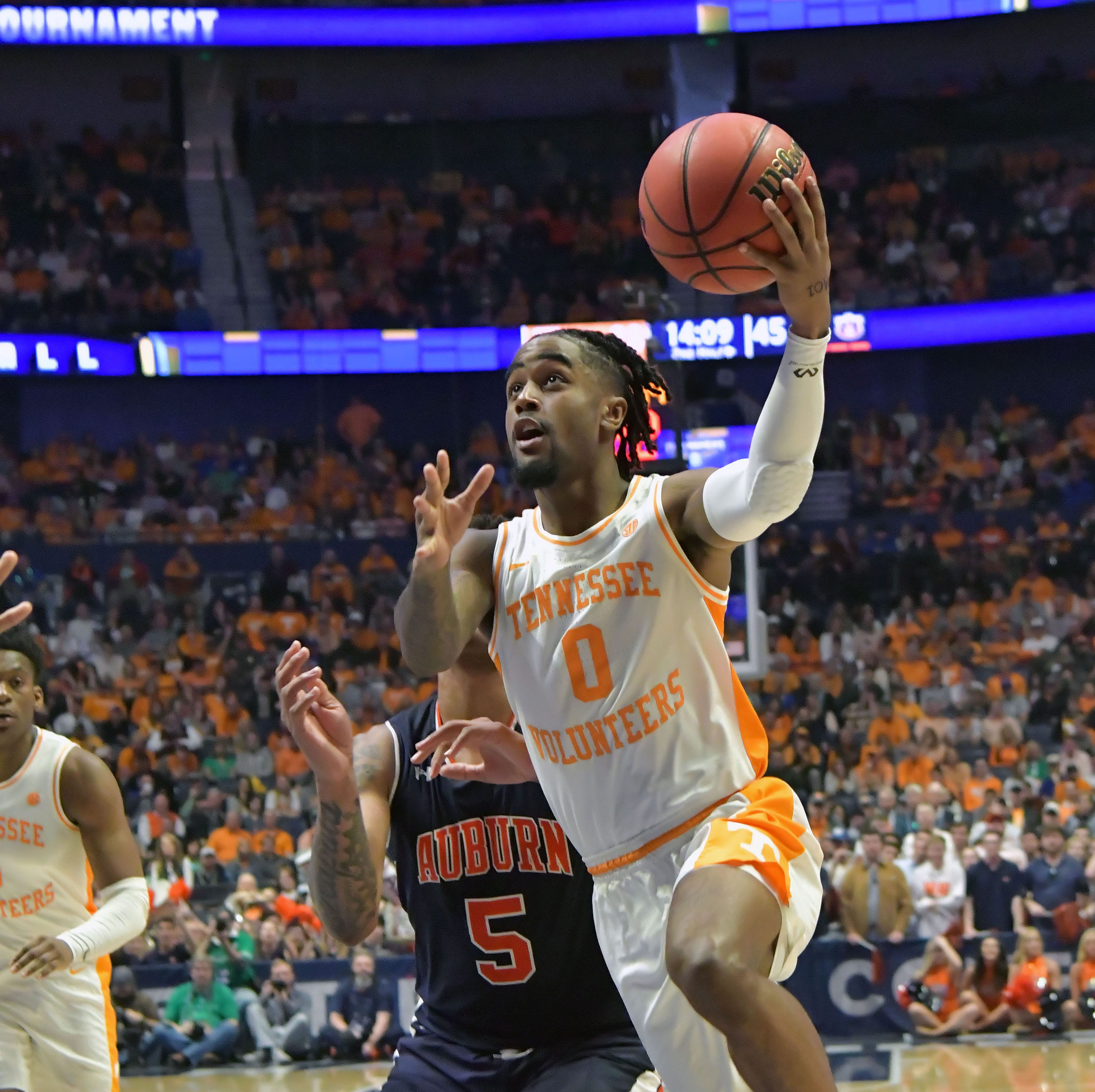 Rexrode: Expect Tennessee Vols' first Final Four, Belmont's first NCAA win