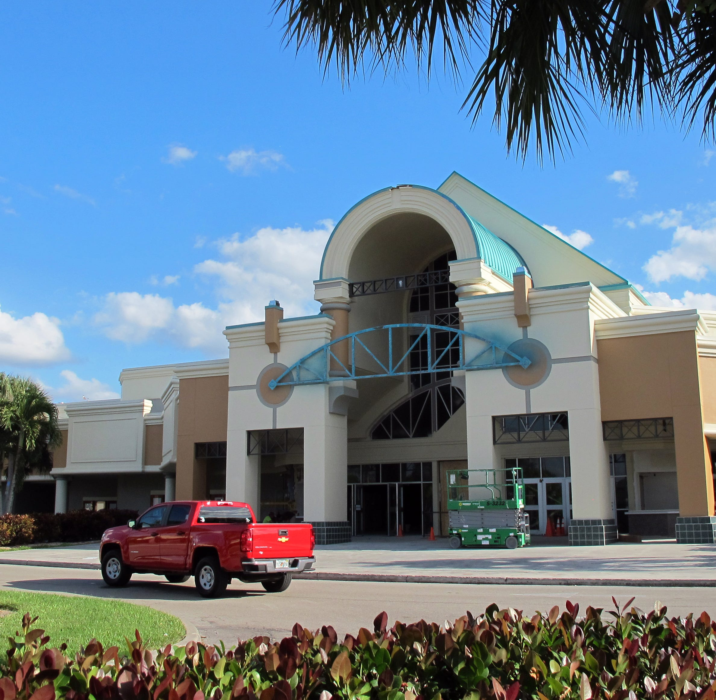 In the Know: Renovation work continues at Hollywood 20 cinema in North Naples