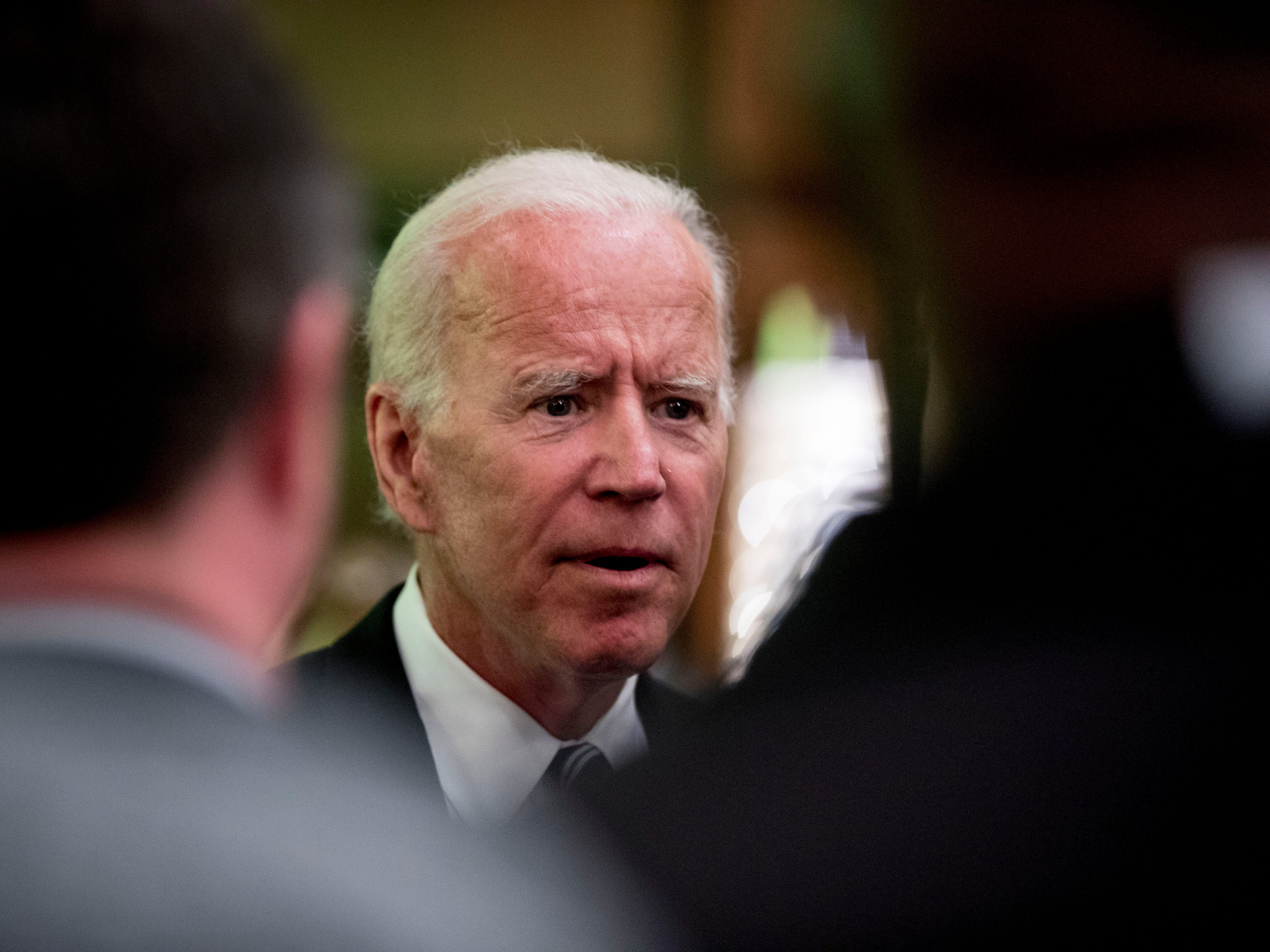 Welcome to the race, Joe: Your party has left you, and millions of voters, behind | Cupp