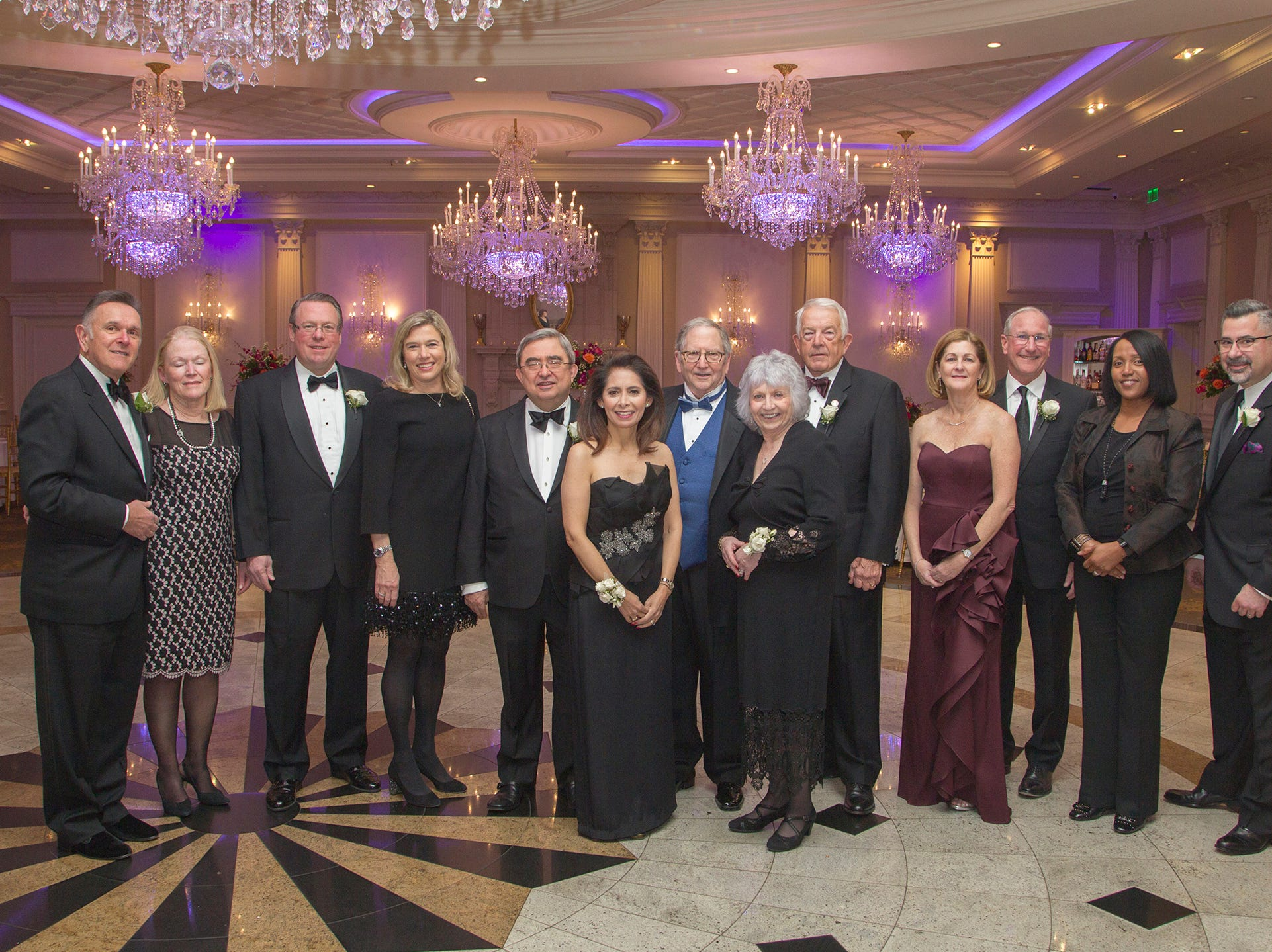 Ramapo College NJ Board of Trustees. Ramapo College held its 37th Annual Distinguished Citizens Dinner at Rockleigh Country Club. 03/02/2019