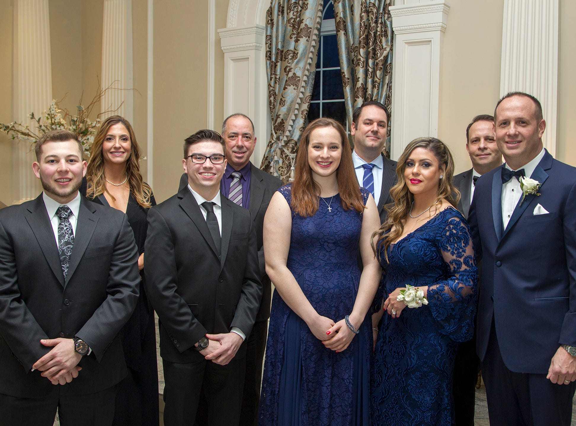 Ramapo College held its 37th Annual Distinguished Citizens Dinner at Rockleigh Country Club. 03/02/2019