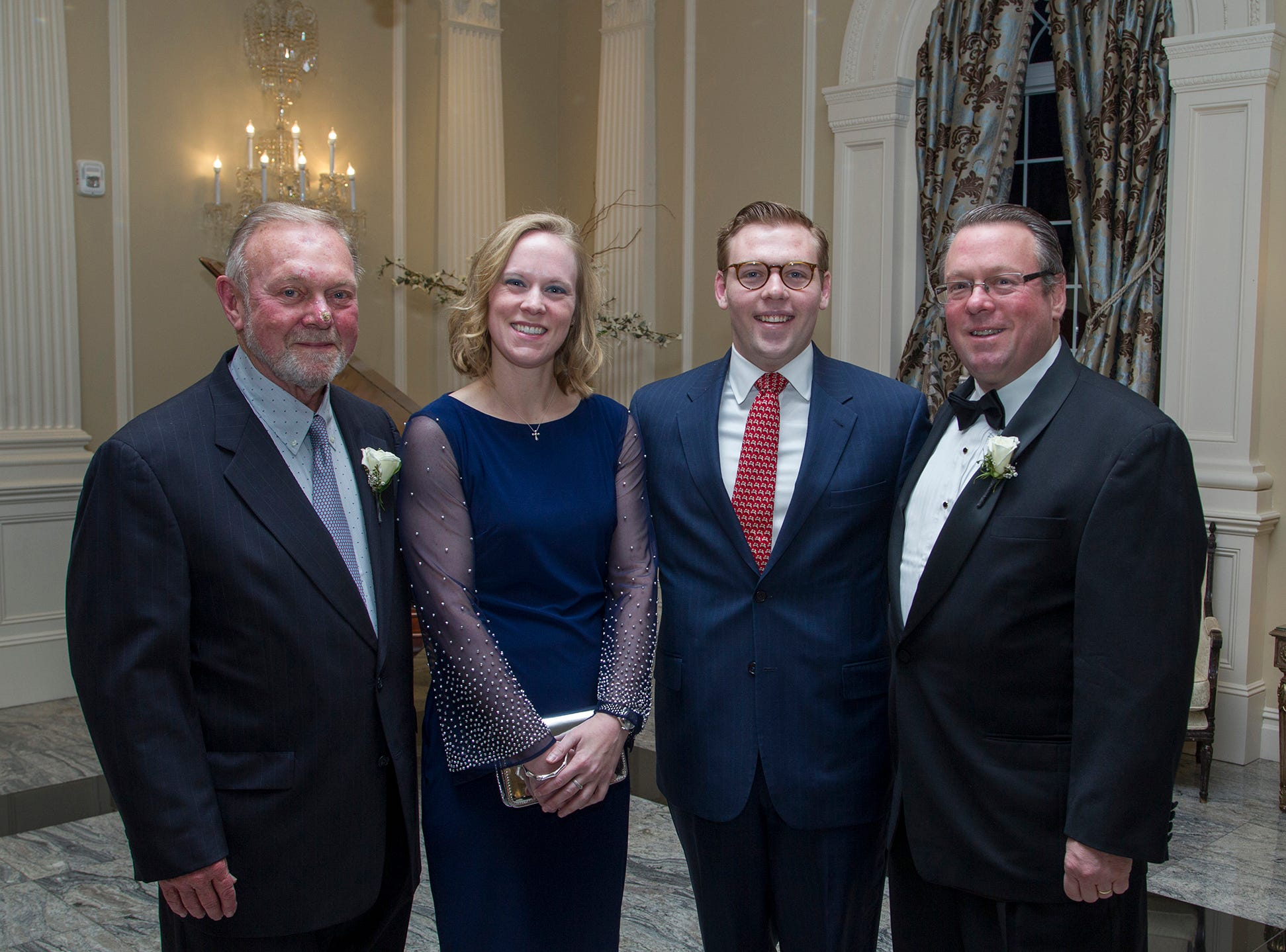 Shotmeyer family. Ramapo College held its 37th Annual Distinguished Citizens Dinner at Rockleigh Country Club. 03/02/2019