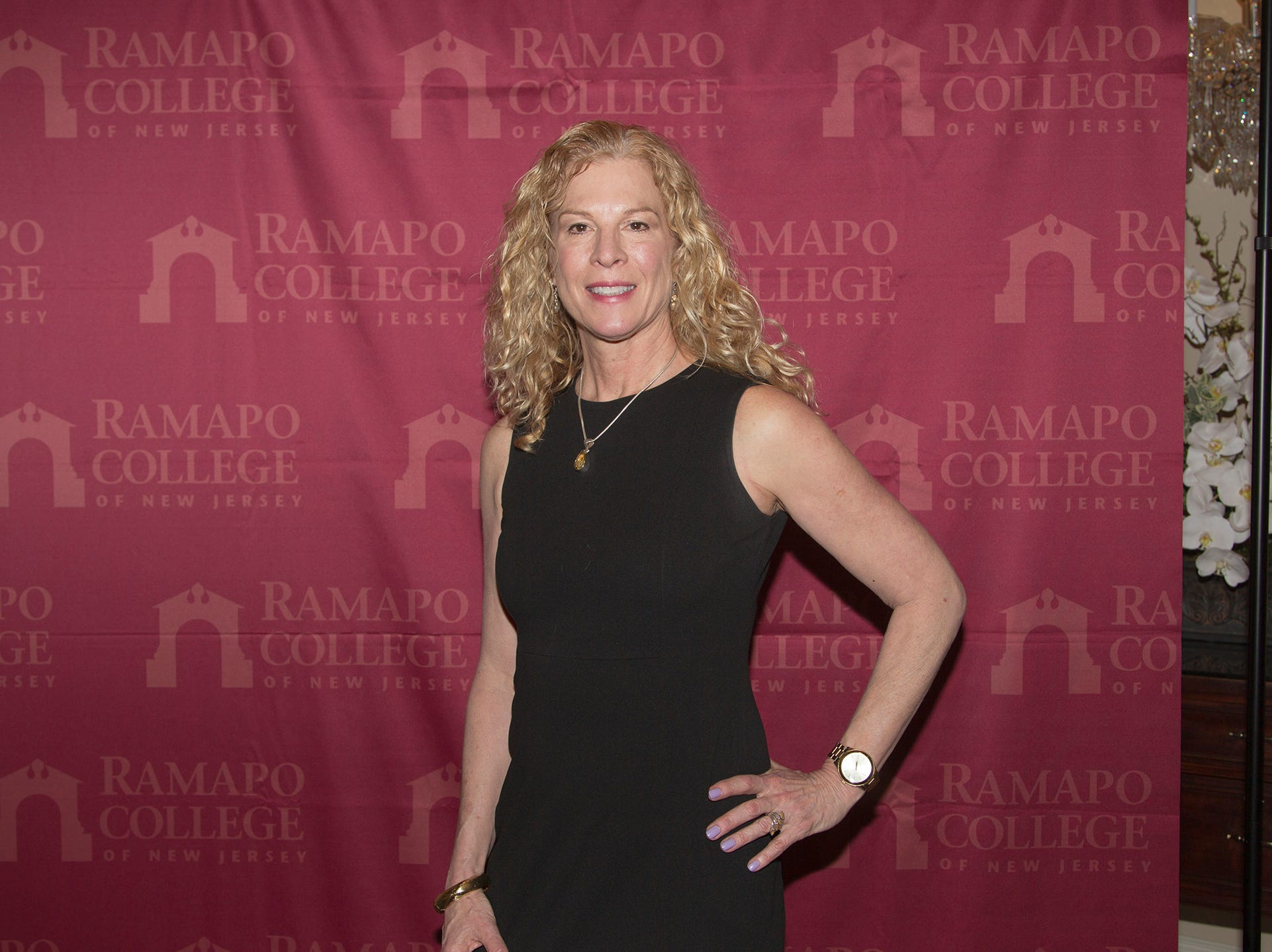 Donna Fry. Ramapo College held its 37th Annual Distinguished Citizens Dinner at Rockleigh Country Club. 03/02/2019