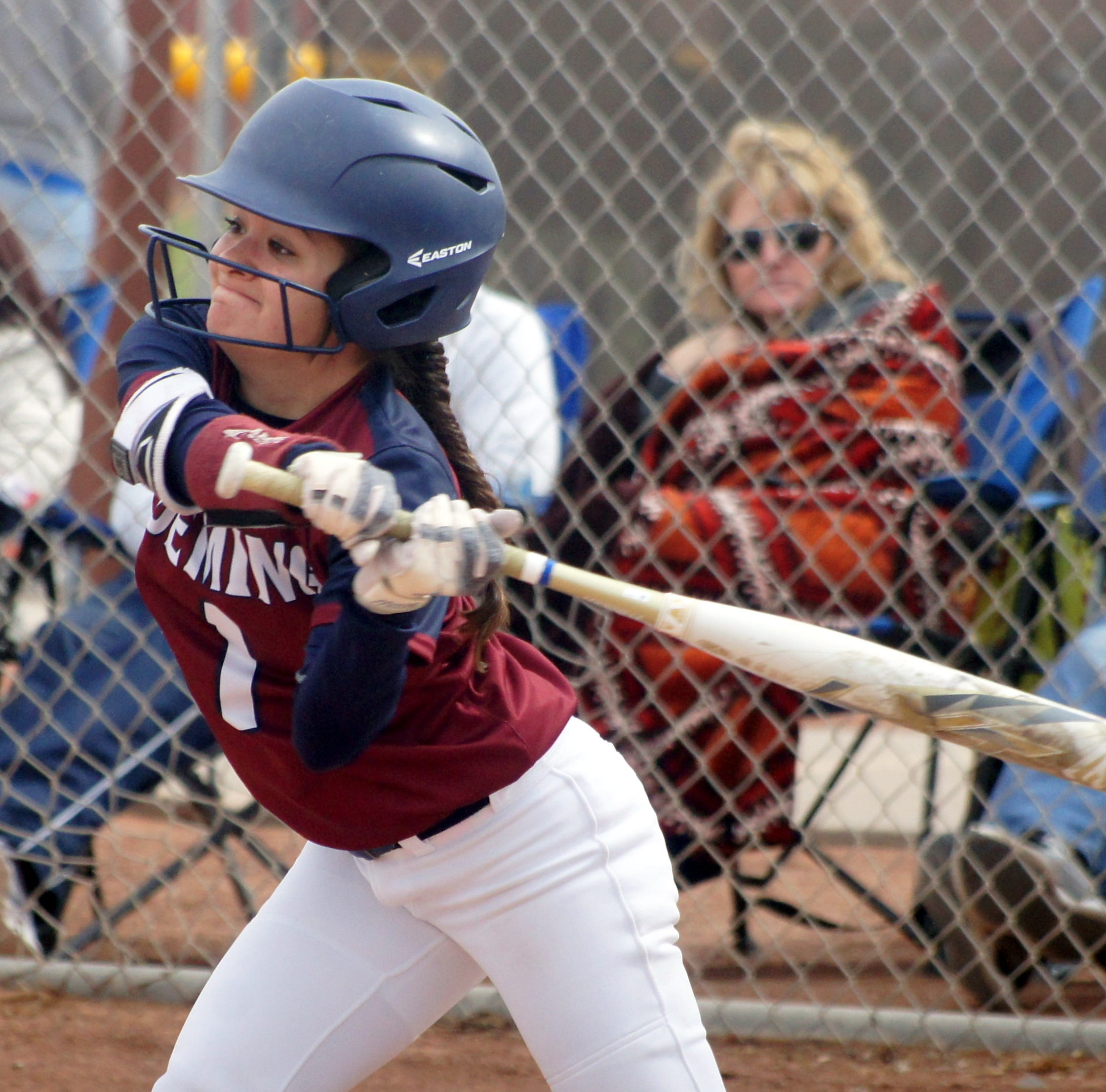 Deming Lady 'Cats finish 1-3 at Southern New Mexico Invitational Softball Tournament