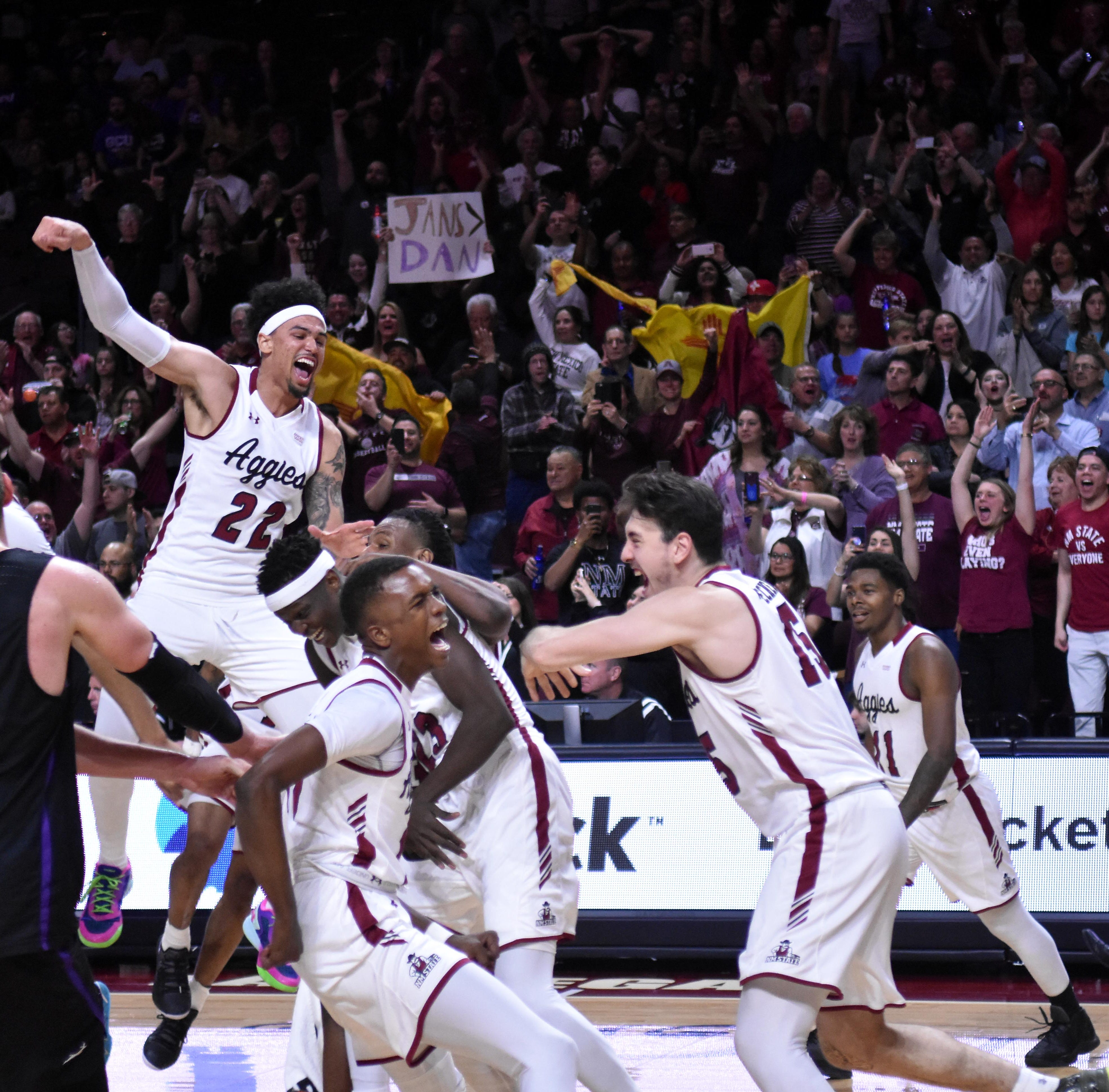 NCAA Tournament: 3 facts about New Mexico State basketball, Auburn's opponent