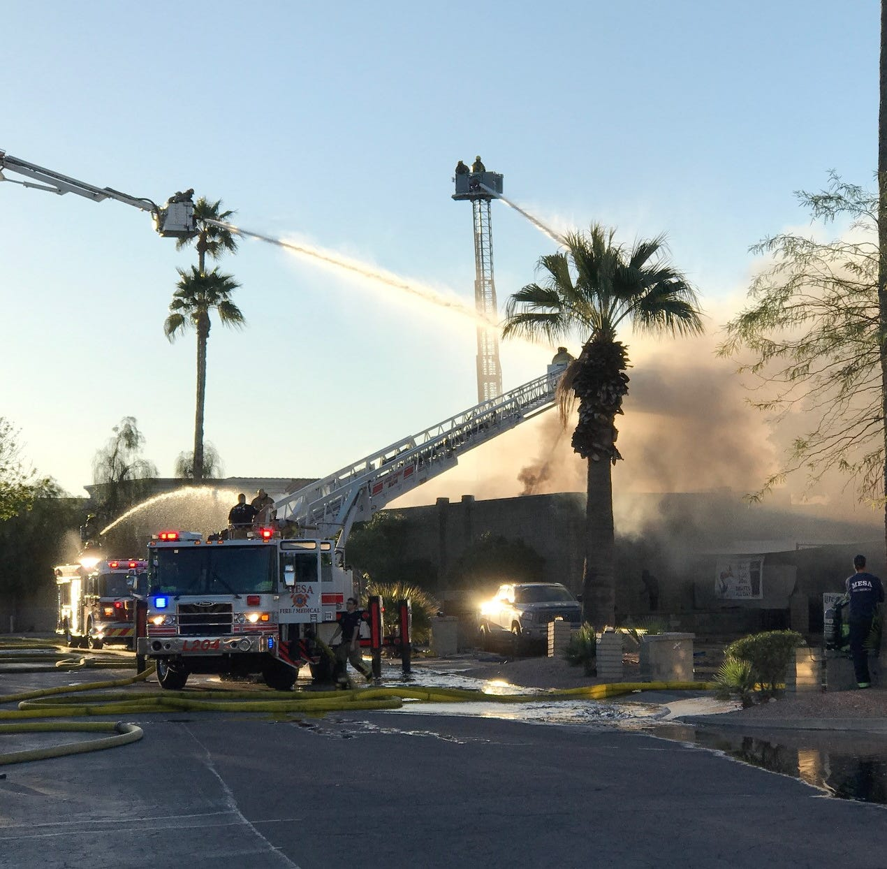 Doc and Eddy's owner vows to rebuild after bar catches fire in Tempe