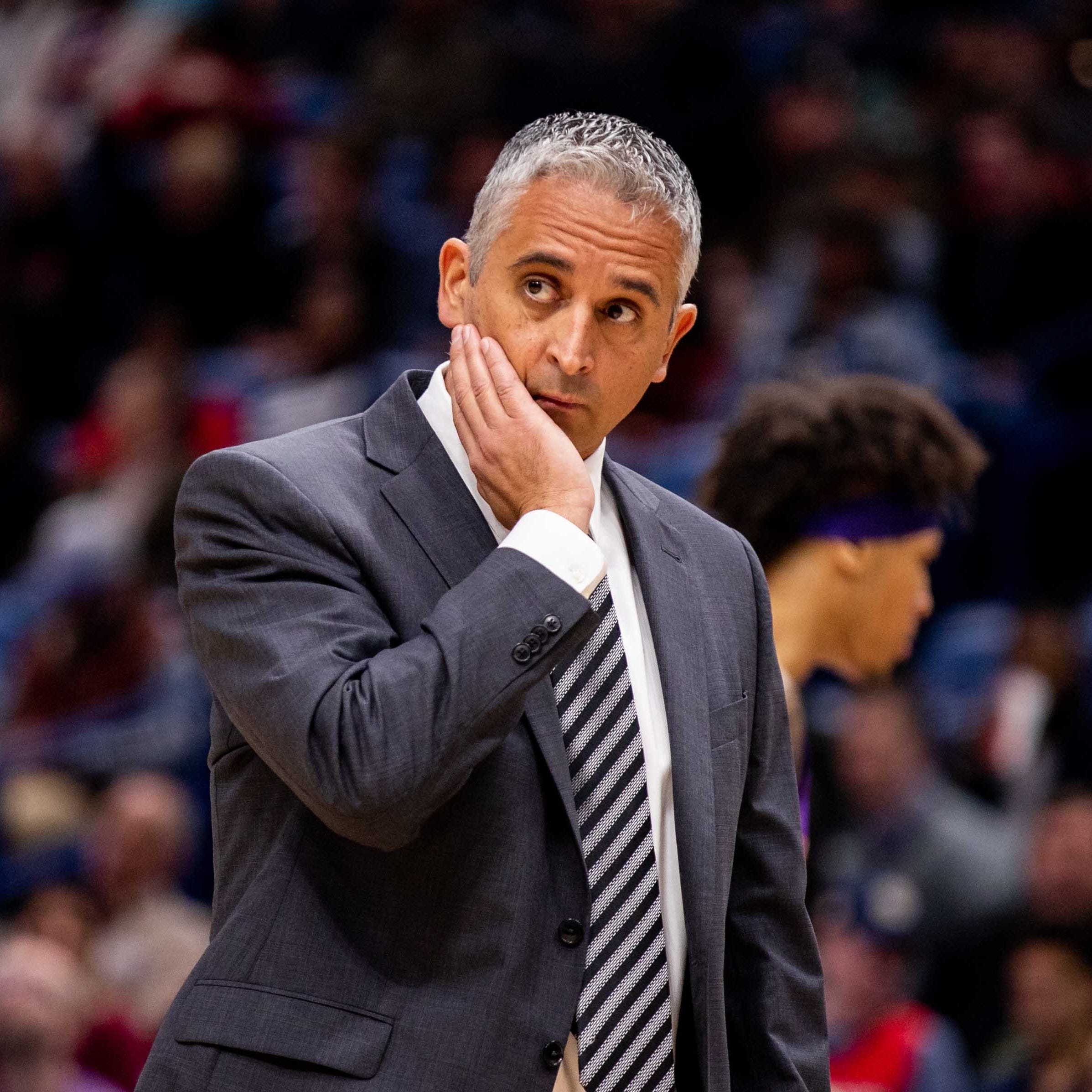 Igor Kokoskov thinking present, not uncertain future with Phoenix Suns
