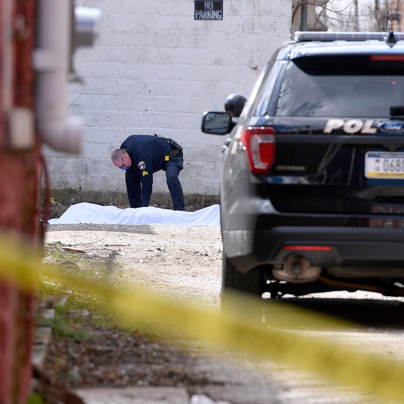 York City Police: 23-year-old shot to death on Light Avenue Sunday