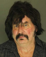 Paul Leahy, arrested for obstruction of law enforcement, resisting arrest and disorderly conduct.