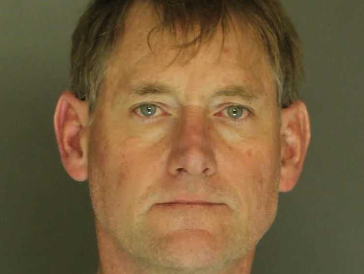 Ronald Walther, arrested for DUI and careless driving.